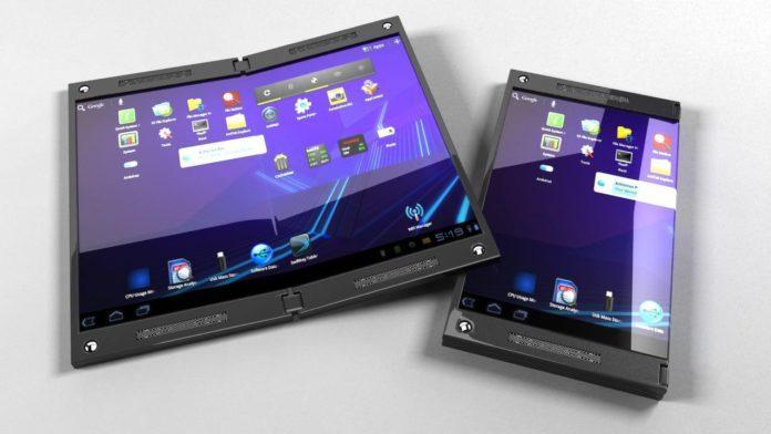 Samsung-ek telefono patentea interesgarria lortu zuen