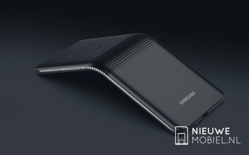 Samsung-eko kontseilari nagusiak telefono tolesgarrirako data ematen du