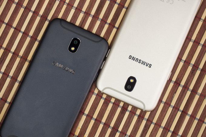 Samsung lehen Android Go telefonoa dator