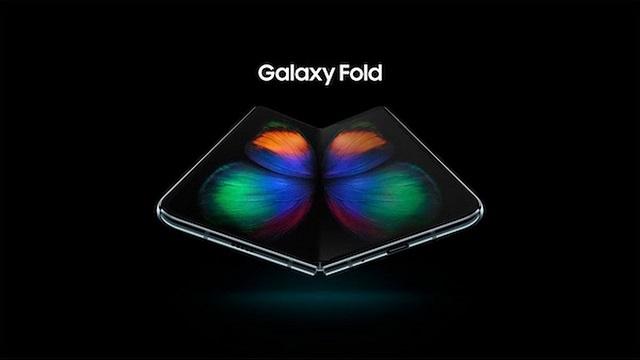 Samsung merkatuak ezagutzen ditugu Galaxy Fold  lehenengo joango da