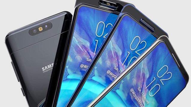 Samsungek telefonoen kamerarek hobekuntza handiak egitea aurreikusten du Galaxy ETA