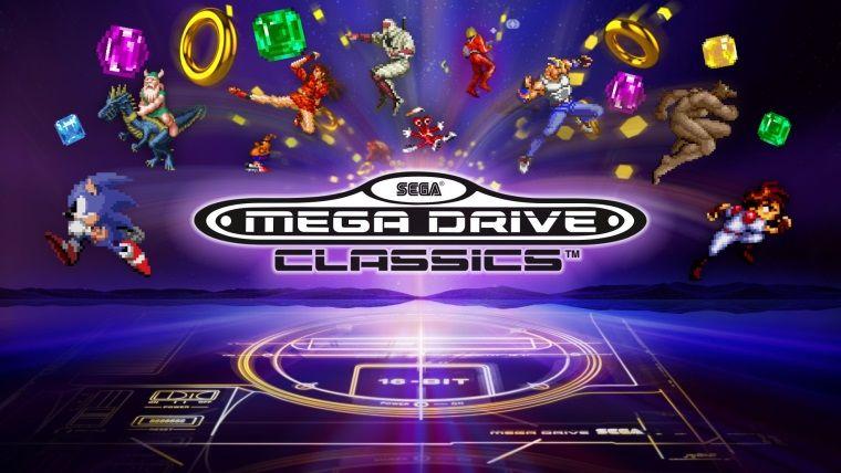 Sega Mega Drive Classics ere orain Switchda datozen!