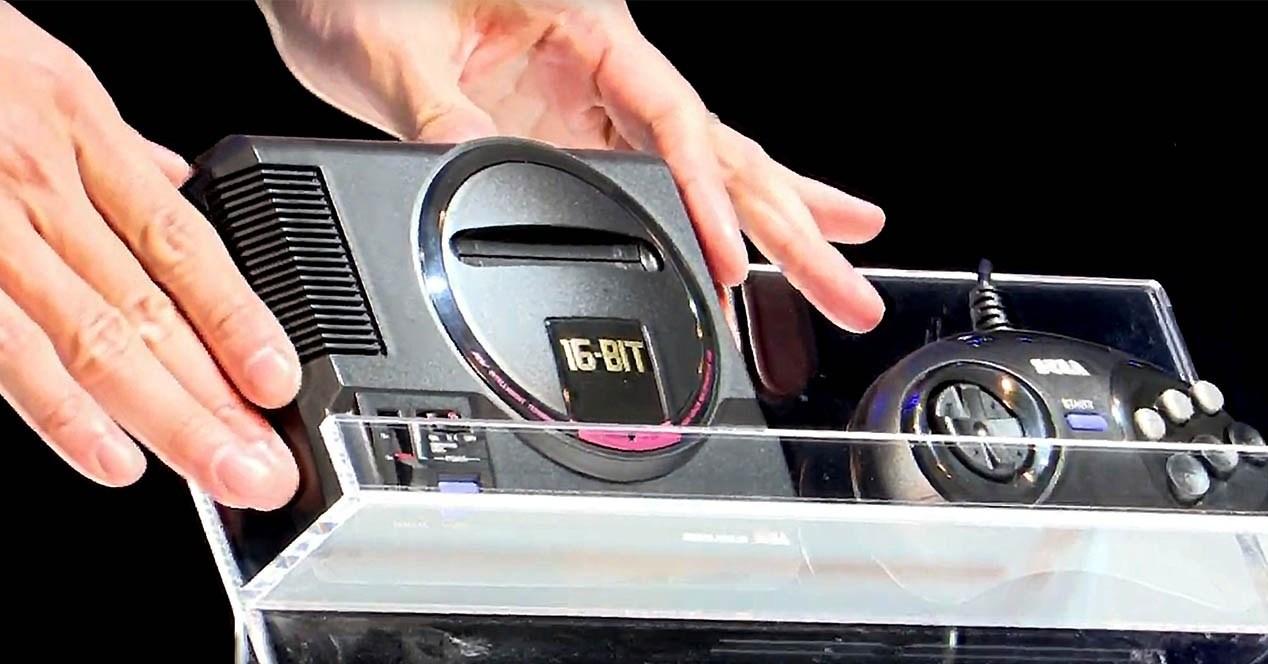 Sega Mega Drive Mini joko zerrenda eguneratu da