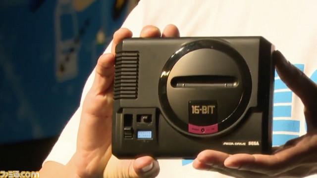 Sega Mega Drive Mini-rako iragarritako 10 joko gehiago