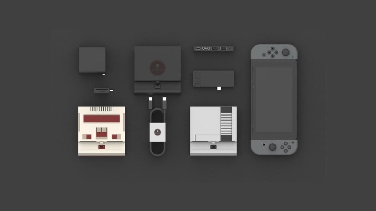 Skull & Co.-tik Nintendo Switch kaia!
