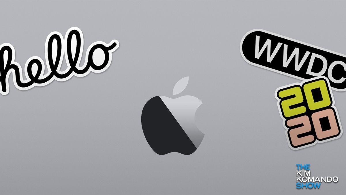 Smarter Siri, iOS 14, pribatutasun gehiago eta beste guztia Apple iragarri berri da