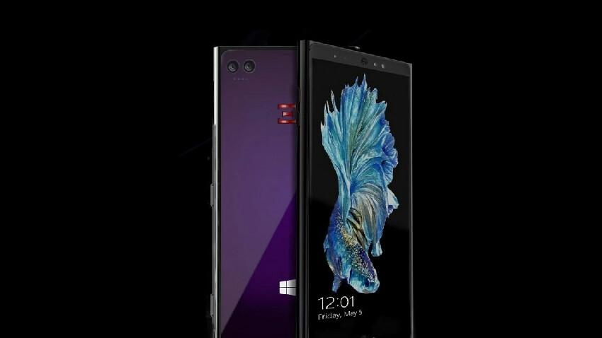 Smartphone hauek Android eta Windows erabil dezake