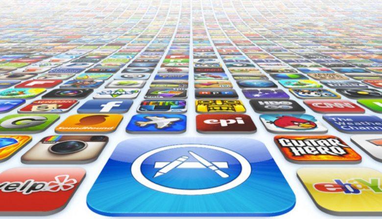 Smartphoneetarako deskargatutako aplikazioak