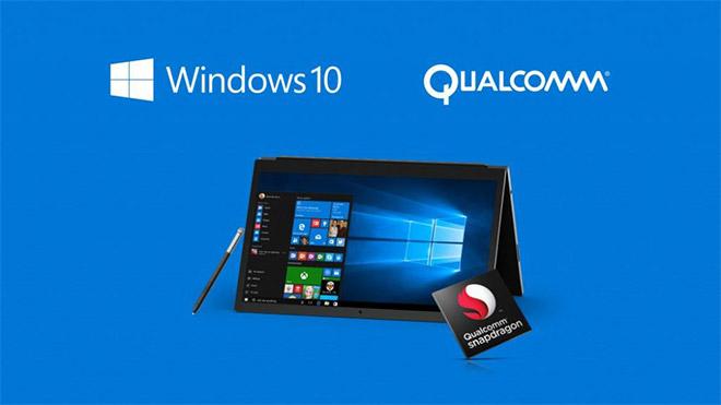 Snapdragon 1000 erabiliz Windows PCak datoz!