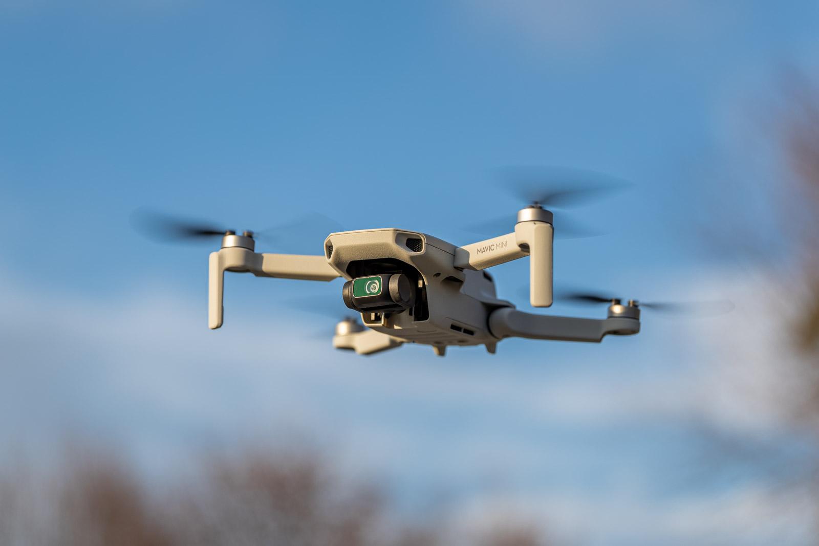 Txisteak amaitu dira.  20 mila  dolarreko zigorra dronearen kontrola galtzeagatik
