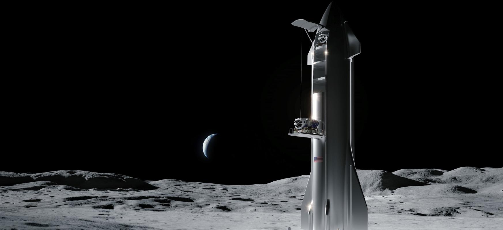 SpaceX-ek Starship-en hirugarren prototipoa muntatzen du.  Agian SN3 azkenean airera igoko da
