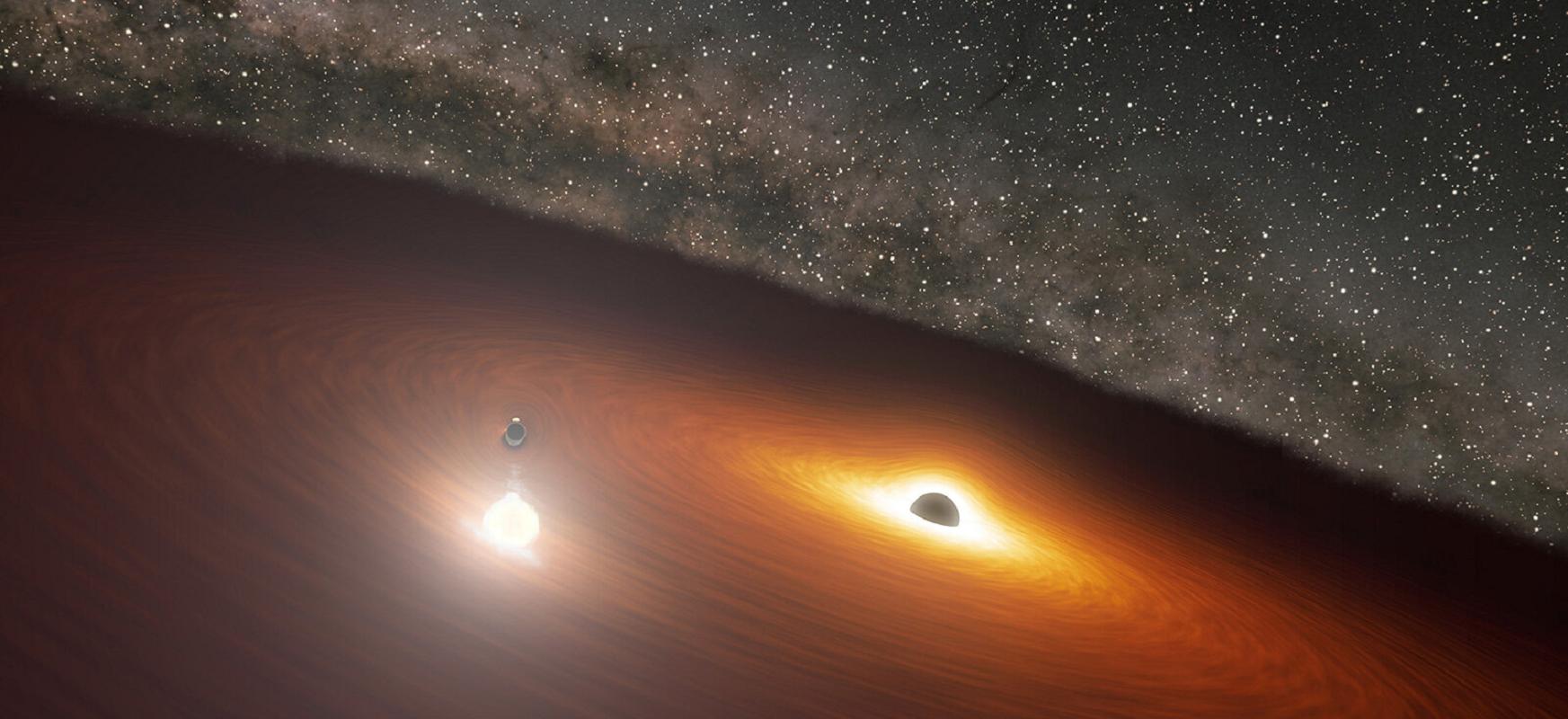 Spitzer Space Telescopeak zulo beltzak burusoilak direla baieztatzen du.  Ilea ez, ez bat