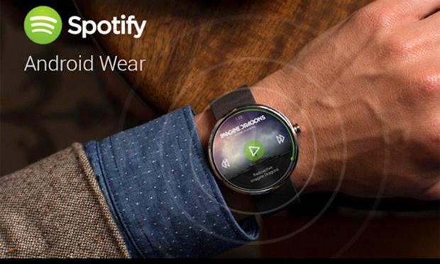 Spotify, Wear OS-erako funtziona dezakeena, kaleratu da!