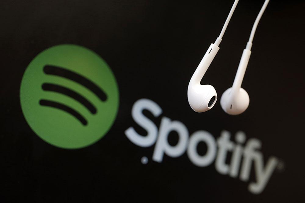 Spotify ahots aginduak jasotzeko prestatzen ari da