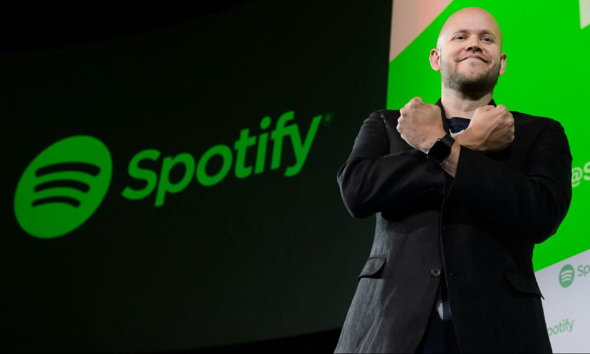 Spotify interfaze berriaren funtzioak erabat aldatu dira