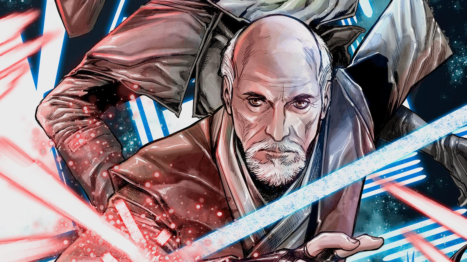 Star Wars Dark Temple kanpoan dago!