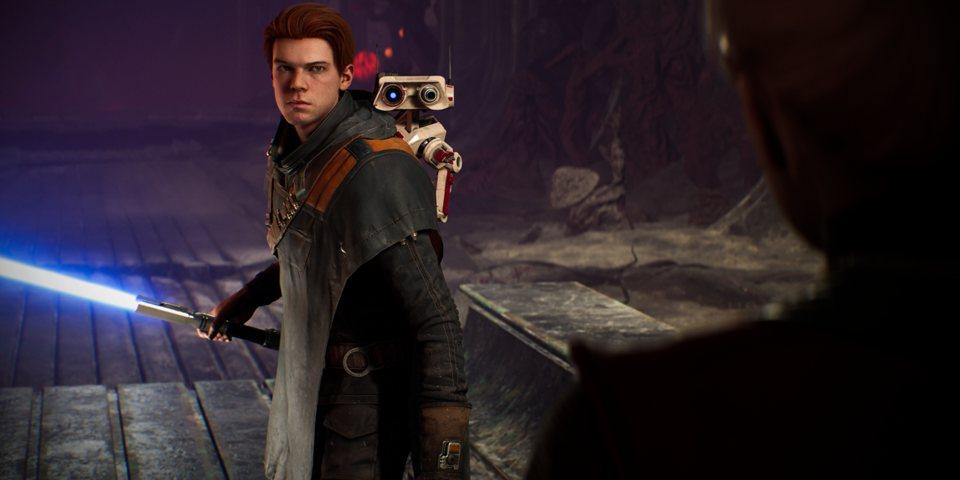Star Wars Jedi: eroritako aginduen berrikuspena