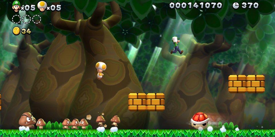 Super Mario Bros. U Deluxe berrikuspena