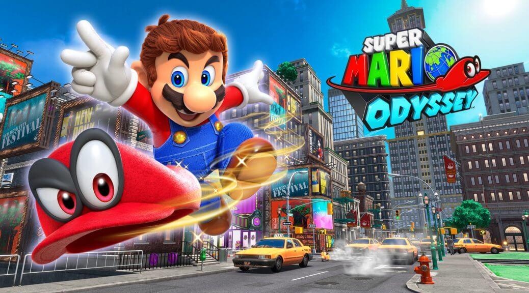 Super Mario Odyssey ordenagailuan erreproduzitu daiteke!