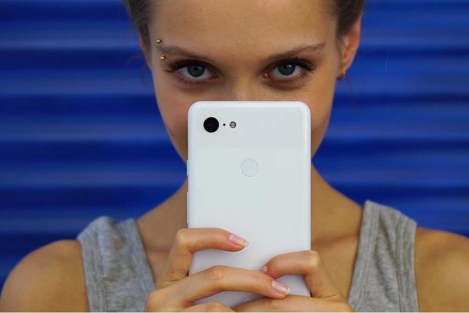 Super Selfie moduaren deskribapena Google-k