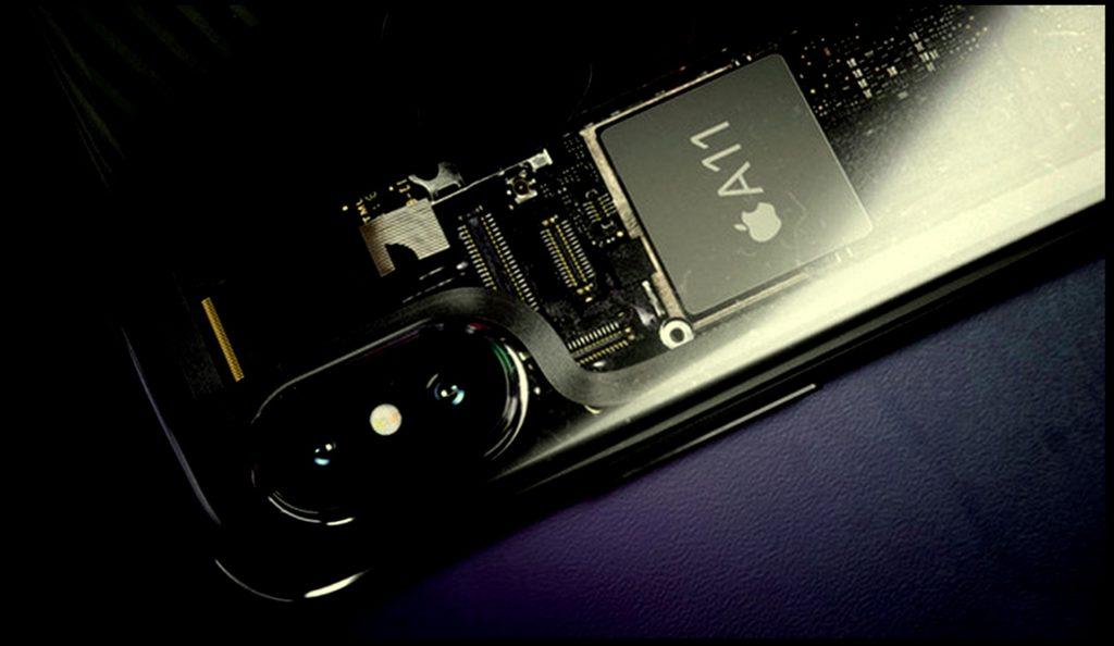TSMC, Apple eskua hartu zuen