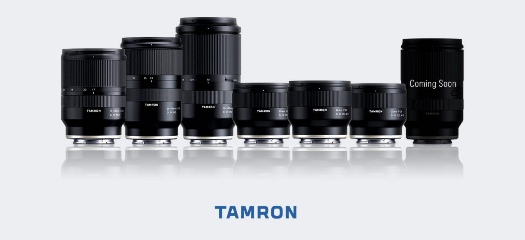 Tamron lentea berri bat ari da iristen Sony FErentzat.  Oporretako ihesaldietarako ezin hobea