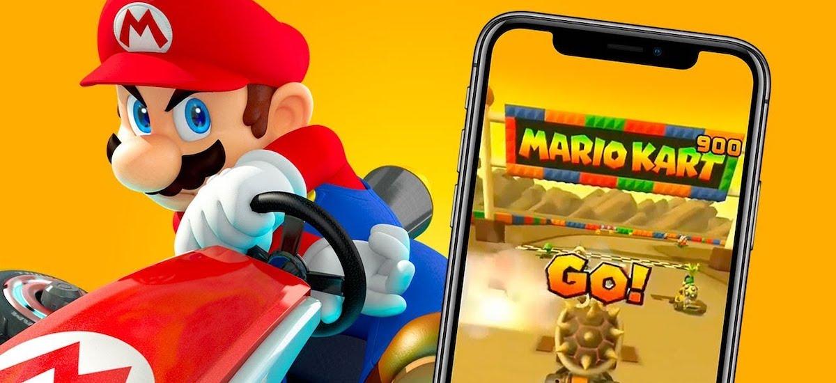 Telefonoetarako Nintendo joko garrantzitsuena deskargatzeko eskuragarri dago jada.  Mario Kart Tour aplikazioan eta Google Play-n hasiko da