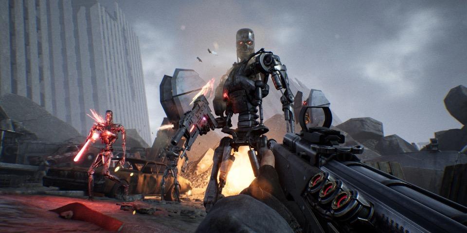 Terminator: Erresistentzia Berrikustea