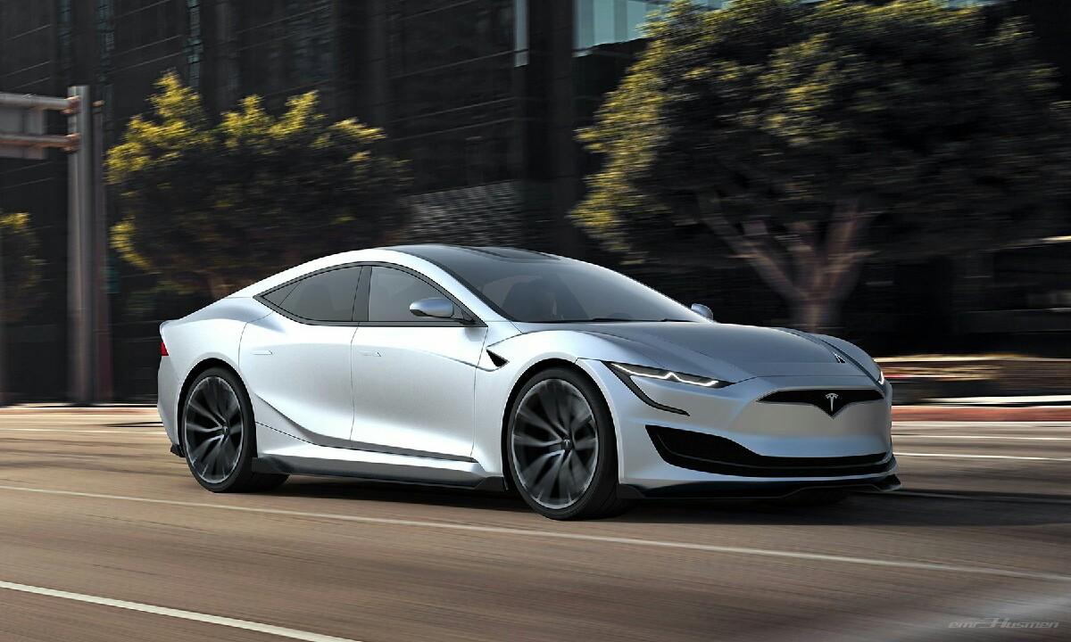 Tesla S eredua munduko azkarrena hautatu da