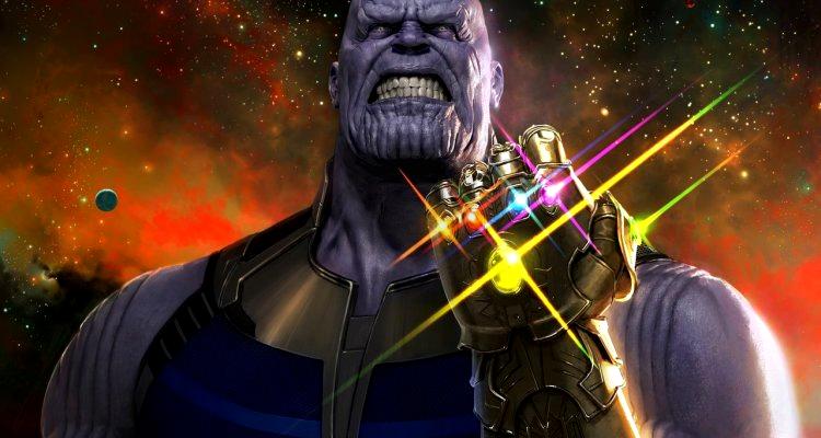 Thanos ordezkatu dezake Marvel unibertsoko boteretsuena 5 pertsonaia