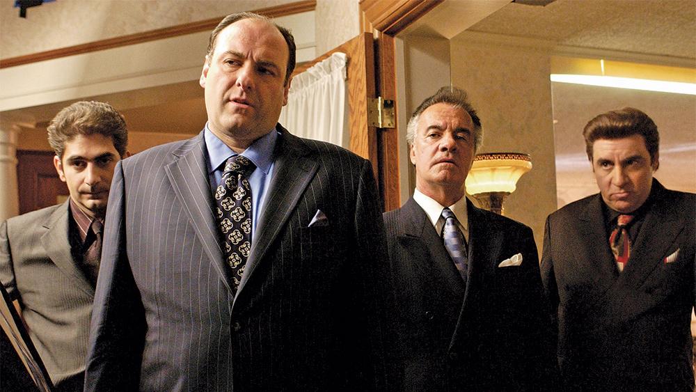 The Sopranos filmeari buruzko xehetasun berriak agertu ziren
