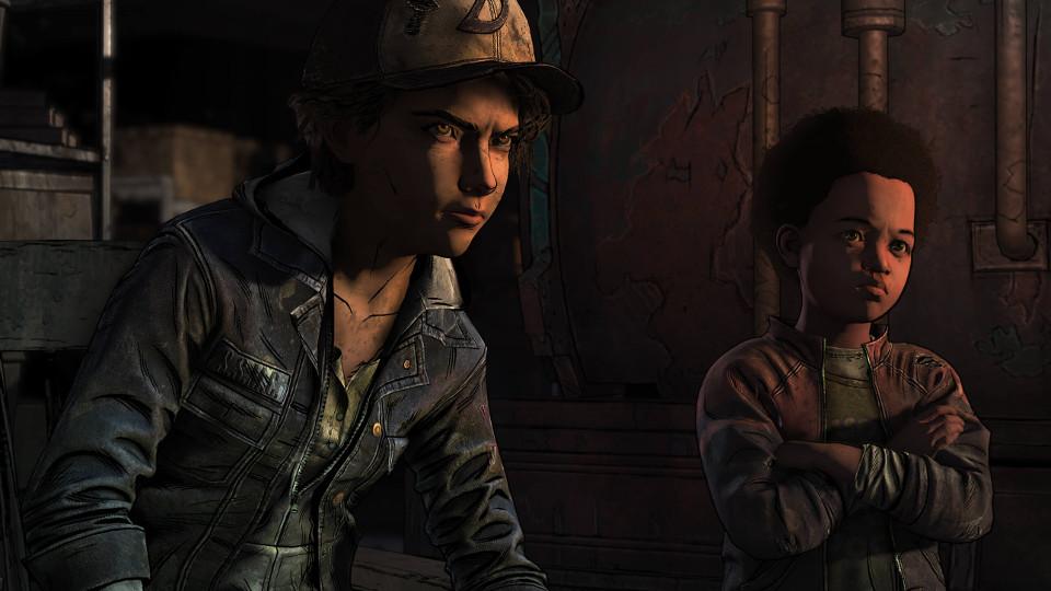 The Walking Dead: Azken denboraldia - Lau atal eta denboraldiaren berrikuspena