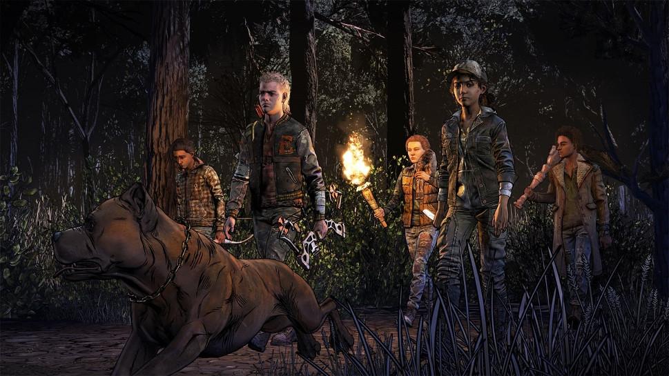 The Walking Dead: Azken denboraldia - Pasartea 1 Review 1