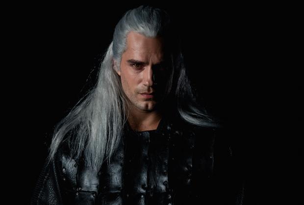 The Witcher serierako partekatutako lehen bideoa