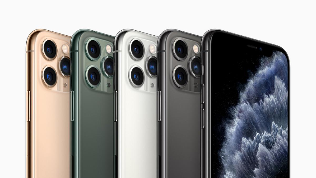 Lau iPhone berri 12 bezainbeste. Apple tamaina berriak eta kamera guztiz berriak erakutsiko ditu