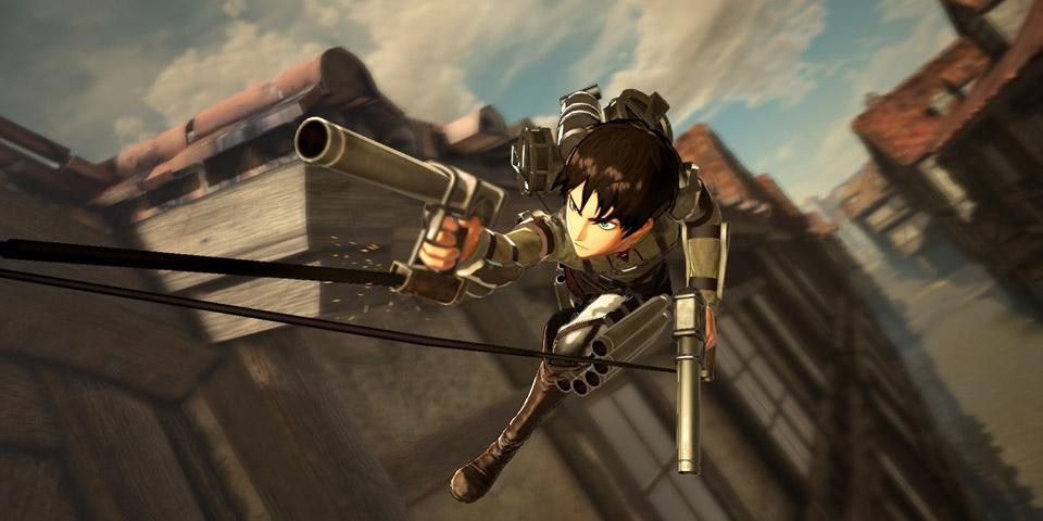 Titan erasoa 2: Final Battle denboraldia baino gehiago da 3 DLC