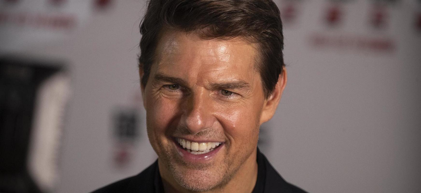 Tom Cruise espaziora hegan egingo du.  Nazioarteko Espazio Estazioan itsasontzian film bat egingo du
