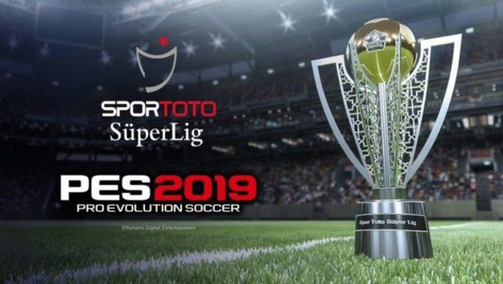 Turkey League PES 2019 bideoa kaleratu du