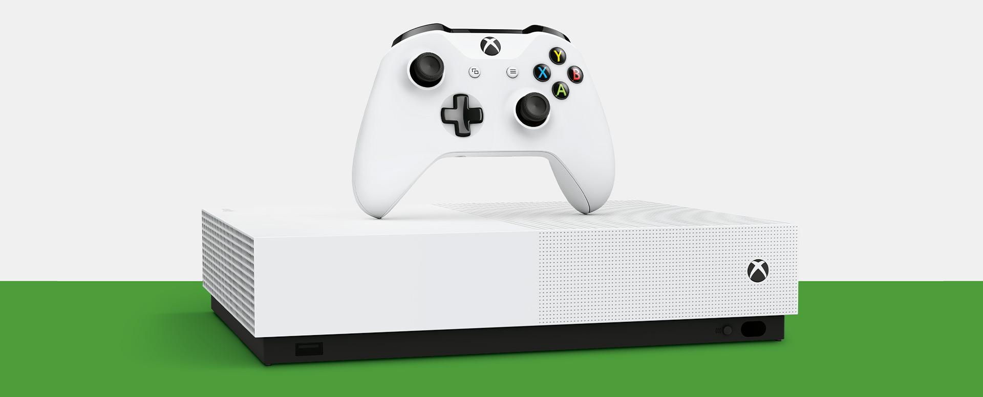 Turkian Xbox One S prezioa igo da! Prest zaitez ibilaldi berrietarako!
