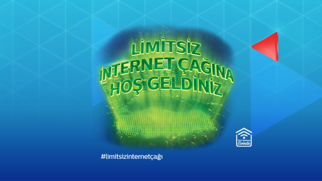 Türk Telekom kotasız tarifeleri