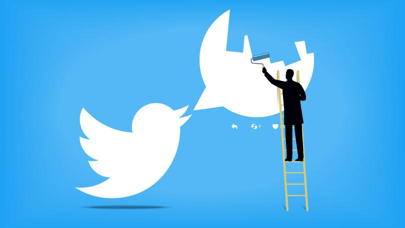 Twitter erantzunak murrizketak dakartza, erasotzaileak gogorragoak dira