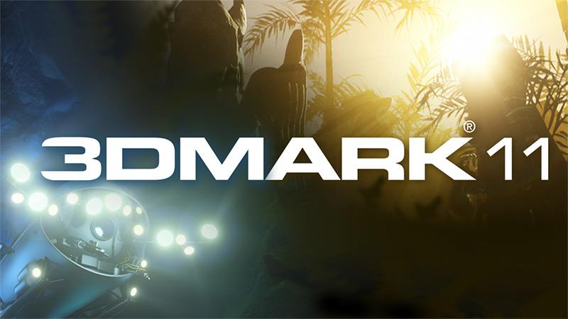 UL Benchmarks-ek 3DMark 11, PCMark-entzako laguntza ematen du 7 eta beste hainbat erreferentzia