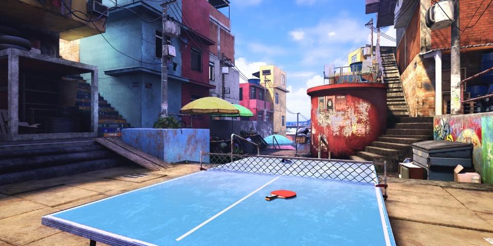 VR Ping Pong Pro Iritzia 1