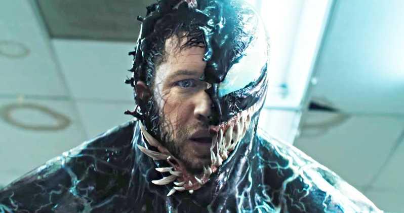 Venom filmak urriko estreinaldi onena sinatu zuen!