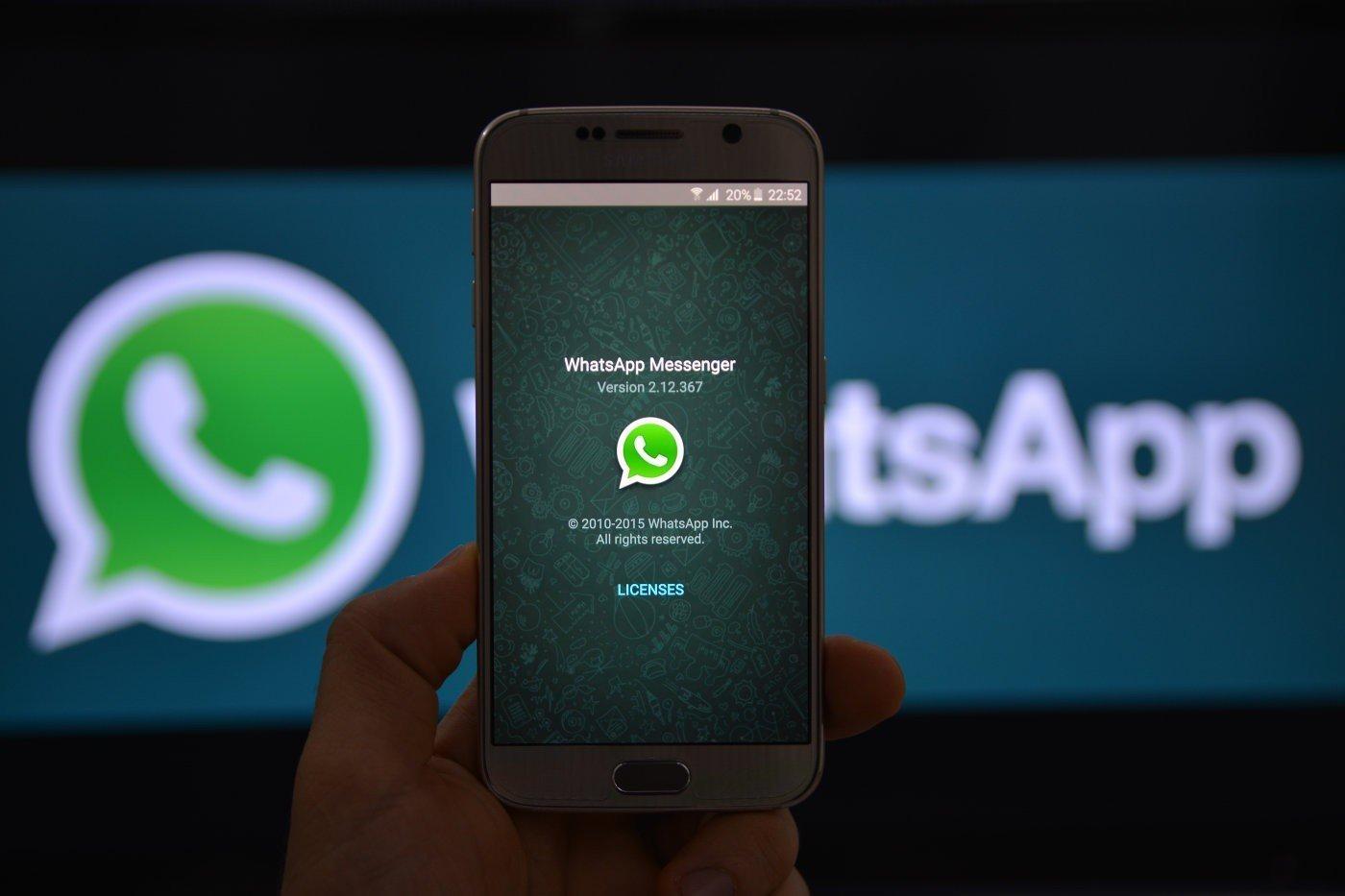 WhatsApp ez da gehiago funtzionatuko telefono zaharretan!