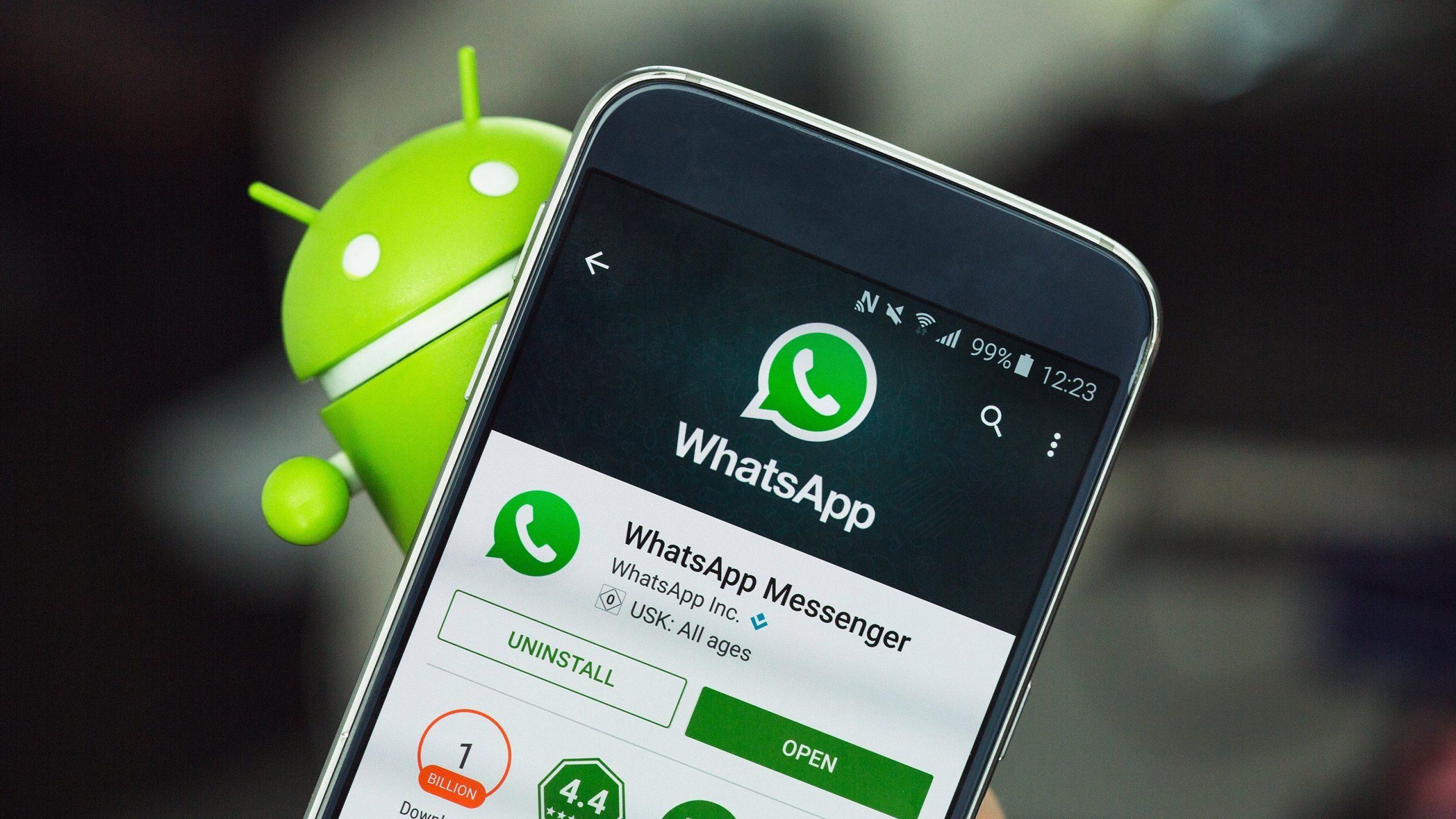 Whatsapp-ek komunikabideen ikusgarritasun funtzioa lortzen du!