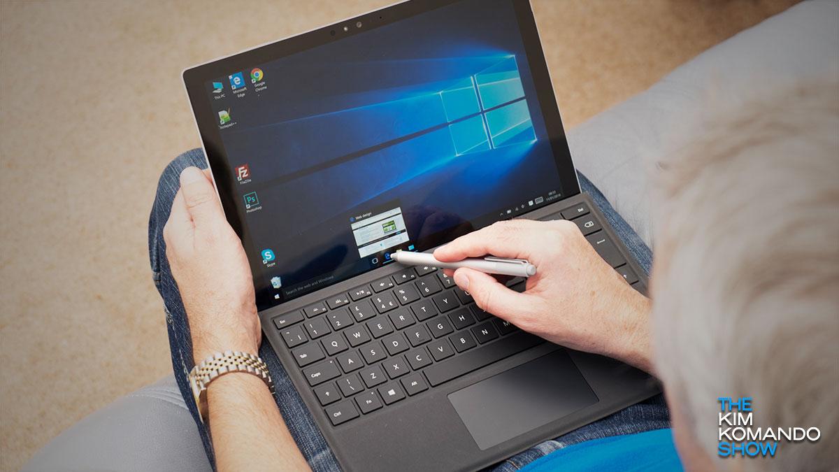 Windows 10 eguneratzea ordenagailuak apurtzen ari dira - hona hemen konponbidea