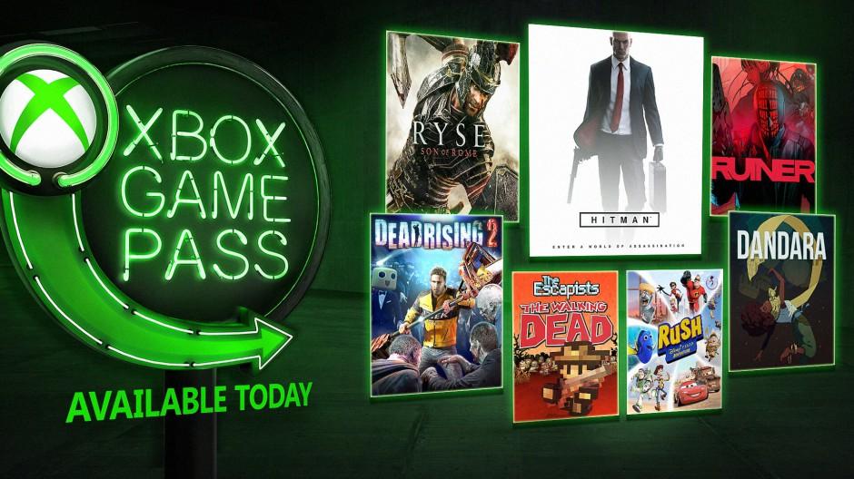 Xbox Game Pass Azaroko jokoak iragarri dira
