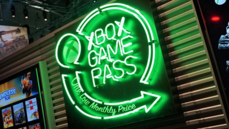 Xbox Game Pass-en beste izar bat grabatzen