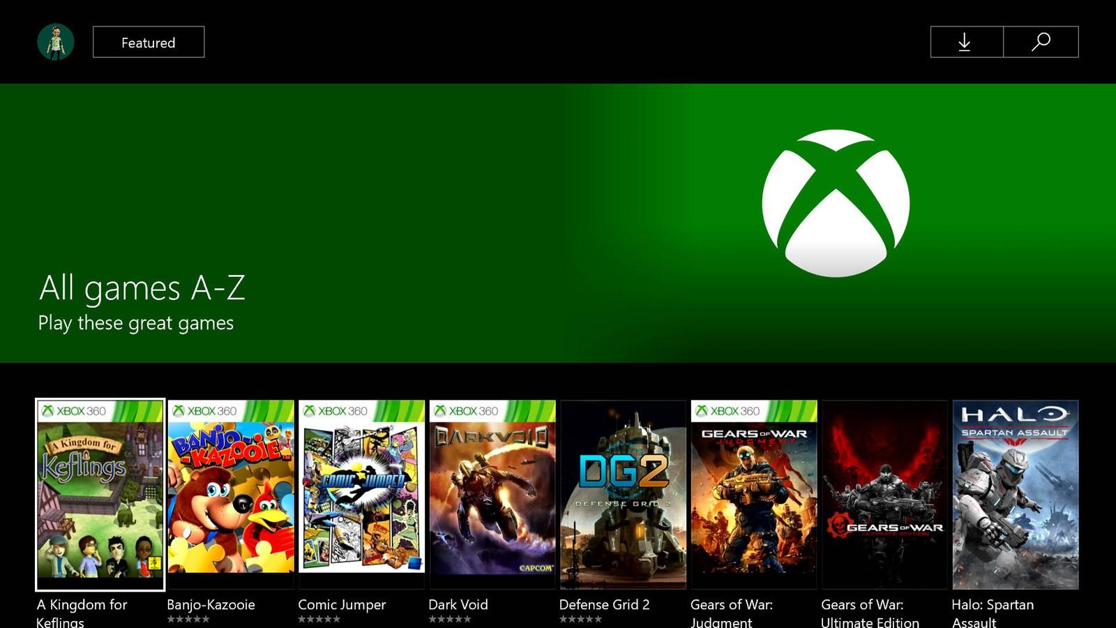Xbox Game Pass liburutegira 6 joko berria gehituz